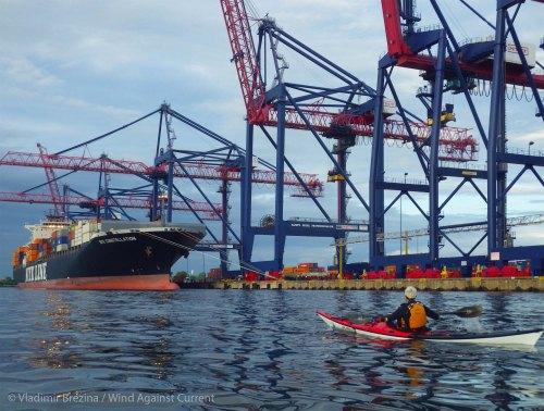 Staten Island circumnavigation 83