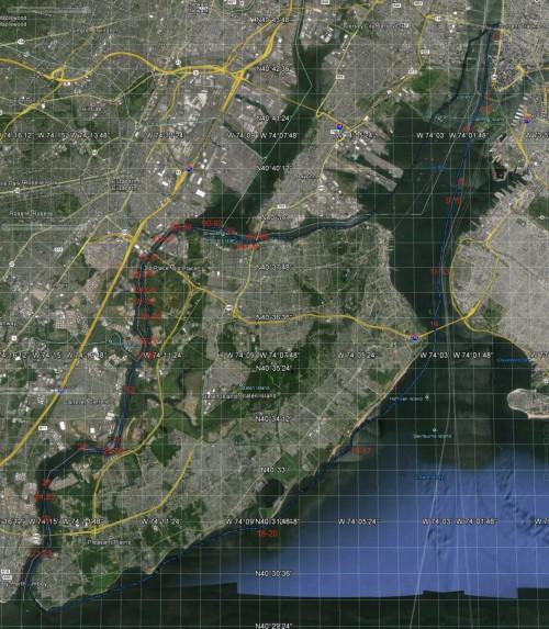 Staten Island circumnavigation 2014