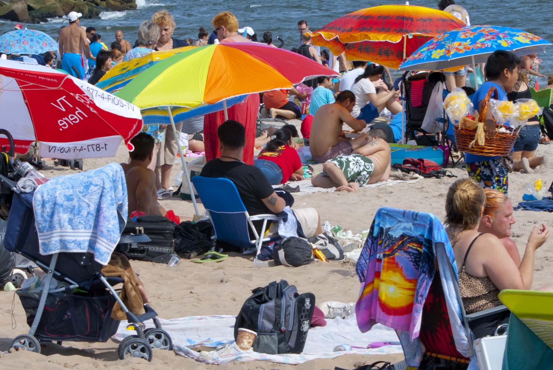 Coney Island Challenge