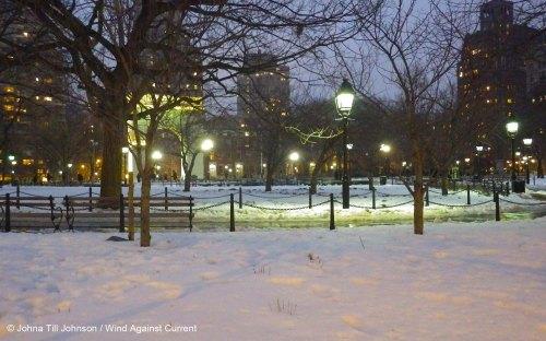 Washington Square Park 1