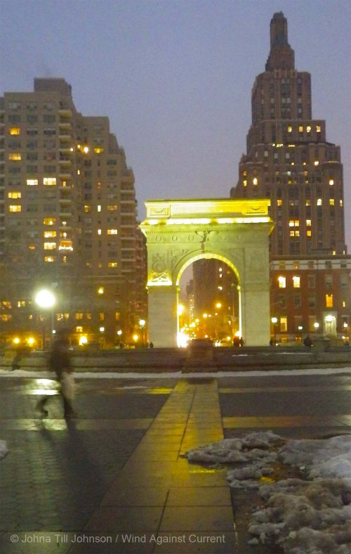 Washington Square Park 3