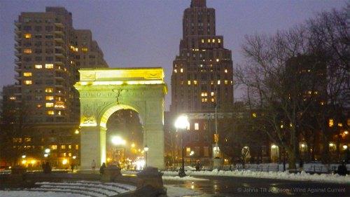 Washington Square Park 2