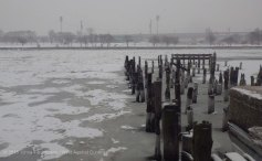 Ice on the river 10