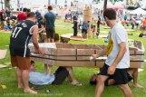 Cardboard Kayak Race 5