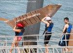 Cardboard Kayak Race 13