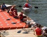 Cardboard Kayak Race 24