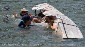 Cardboard Kayak Race 28