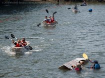 Cardboard Kayak Race 29