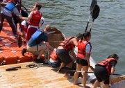 Cardboard Kayak Race 36