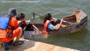 Cardboard Kayak Race 37