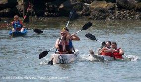 Cardboard Kayak Race 40