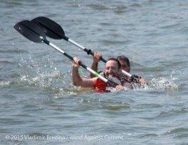 Cardboard Kayak Race 42