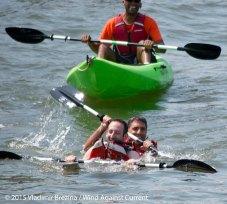 Cardboard Kayak Race 43