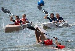 Cardboard Kayak Race 50