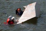 Cardboard Kayak Race 54