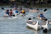 Cardboard Kayak Race 59