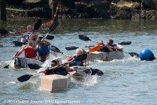 Cardboard Kayak Race 62