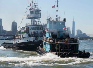 Tugboat Race 49