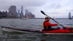 Manhattan circumnavigation 1