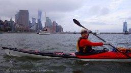 Manhattan circumnavigation 1