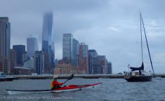 Manhattan circumnavigation 2