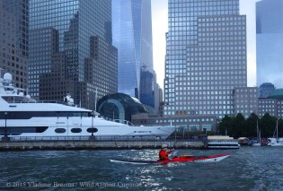 Manhattan circumnavigation 7