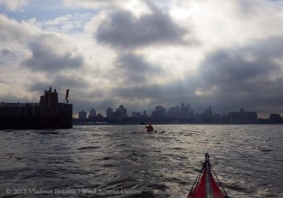 Manhattan circumnavigation 10