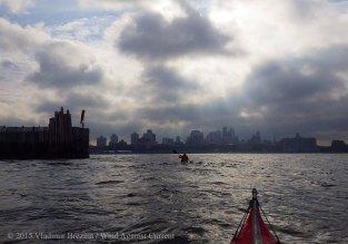 Manhattan circumnavigation 10