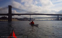 Manhattan circumnavigation 13