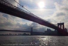 Manhattan circumnavigation 14