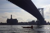 Manhattan circumnavigation 22