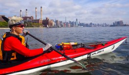 Manhattan circumnavigation 24