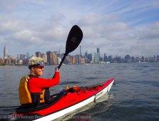 Manhattan circumnavigation 26