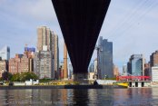 Manhattan circumnavigation 30