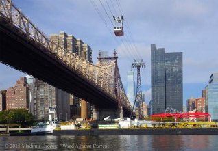 Manhattan circumnavigation 31