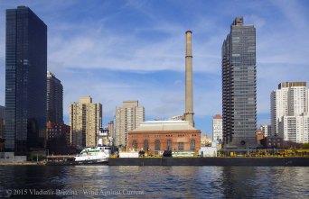 Manhattan circumnavigation 32