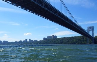 Manhattan circumnavigation 53