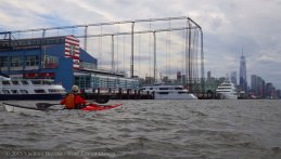 Manhattan circumnavigation 59