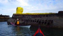 Yellow Submarine Paddle 17