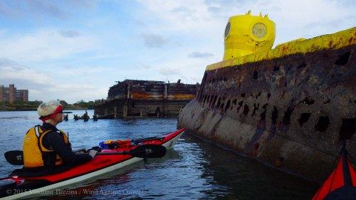 Yellow Submarine Paddle 18