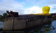 Yellow Submarine Paddle 21