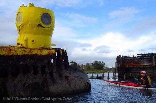 Yellow Submarine Paddle 22