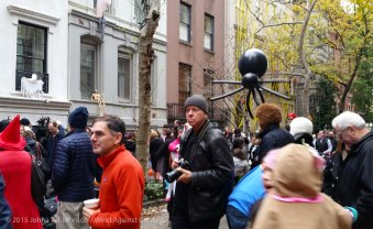Vlad in the crowd