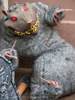 Halloween decorations 2015 16