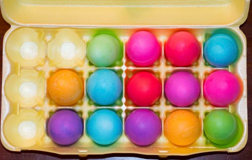 Easter egg science project 4