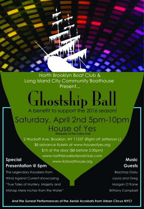 Ghostship Ball
