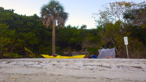 panther-key-first-campsite