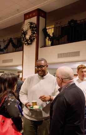 Ecumenical gathering